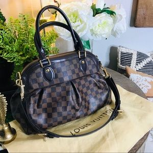 %100 authentic LOUIS VUITTON TREVI PM